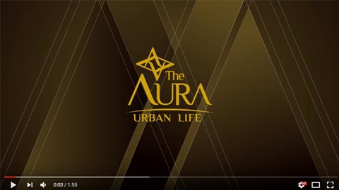 3D Animation THE AURA CONDO