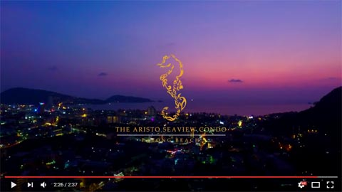 The Aristo Condo Patong Vdo Presentation