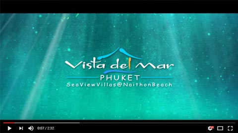 VISTA DEL MAR PHUKET 3D Animation